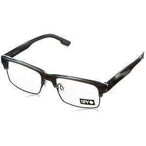 Spy Sullivan Rectangular Eyeglasses,Greystone,53 mm
