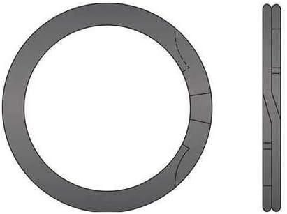 Spiral Retaining Ring Int M//HD 1-1//2 CS Pack of 25 Min Qty 25,
