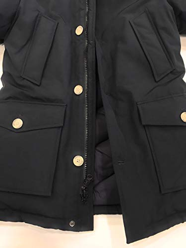 Bambino Inverno Dark Navy Arctic Giubbotto Wkcps1987 Woolrich 74qxwPaBv