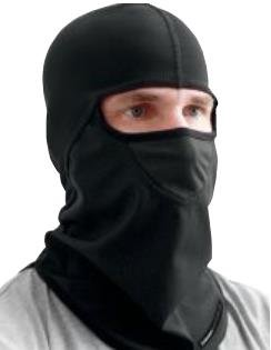 Schampa Pharaoh Deluxe Balaclava , Gender: Mens/Unisex, Size: OSFM, Primary Color: Black BLCLV015D
