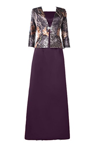 MILANO BRIDE Modest Mother Of Bride Dress Jacket With Sle...