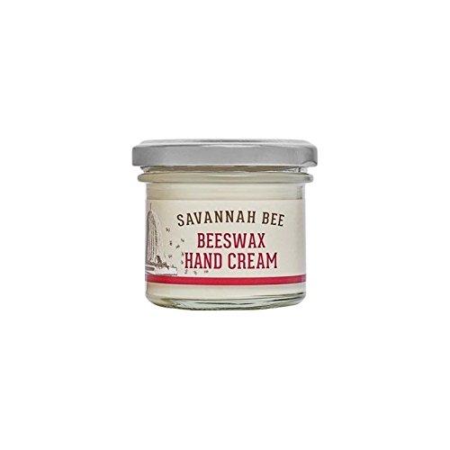 Savannah Bee Company Beeswax Hand Cream 3.4oz Jar. by The Savannah Bee Company