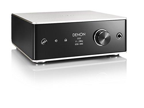 DENON USB-DAC / headphone amplifier DA-310USB (SP) (Premium Silver)