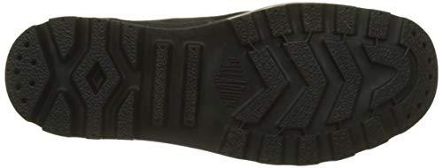 Noir Palladium Cuff 466 amp; Wp Lux Pampa Mixte Bottes Classiques black Bottines Adulte black vRxvfp