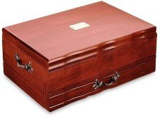 Reed & Barton Provincial Flatware Chest by Reed & Barton