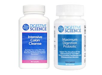 Digestive Science Intensive Cleanse System product image
