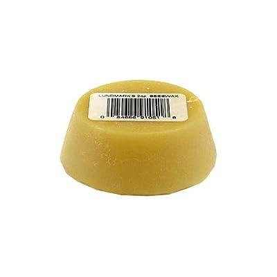Lundmark Wax 9105W54 Bees Wax Lubricating Compound, 2-oz.