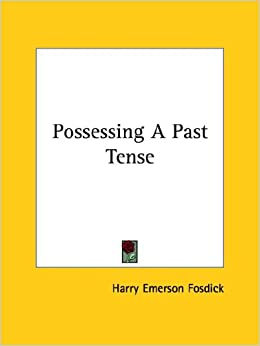 Book Possessing a Past Tense