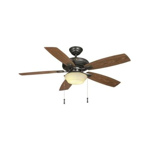 Amazon Ceiling Fan: Outdoor Ceiling Fan With Light Wet Rated: Amazon.com