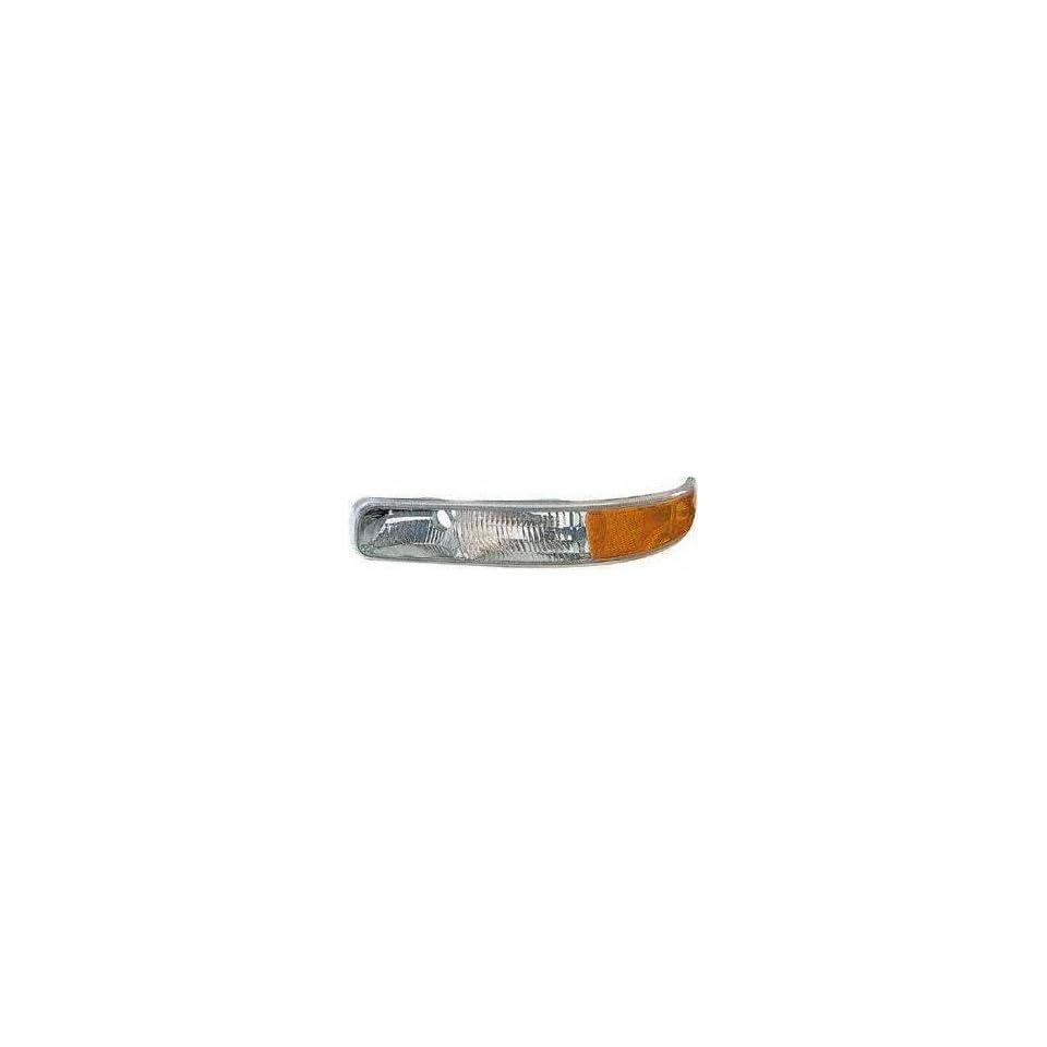 99 02 CHEVY CHEVROLET SILVERADO PICKUP PARKING LIGHT LH (DRIVER SIDE) TRUCK (1999 99 2000 00 2001 01 2002 02) 3321678LUS 16526123