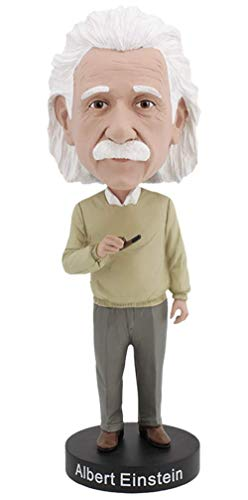 Royal Bobbles Albert Einstein V1 Bobblehead