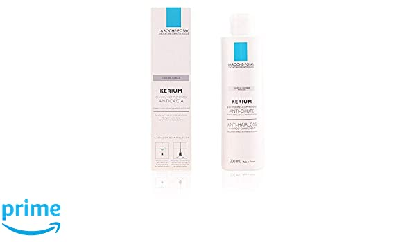 LA ROCHE POSAY KERIUM Anticaída 200 ml: Amazon.es: Belleza