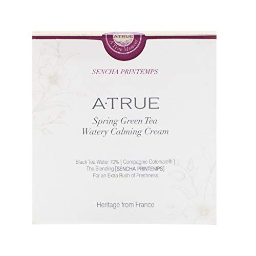 ATrue Spring Green Tea Watery Calming Cream 2 82 oz 80 g