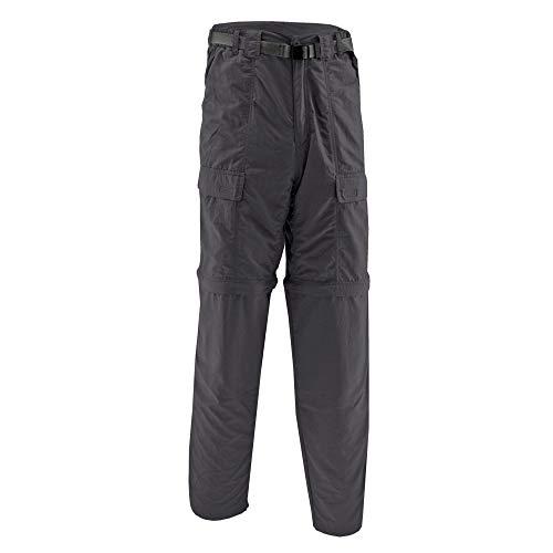 (White Sierra Men's Trail Convertible Pant 30
