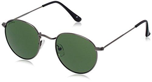 Joe Black Round Sunglasses (Gunmetal )(JB-731-C10|48)