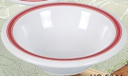 Yanco HS-5712 Houston Soup/Salad Bowl, 12 oz Capacity, 1.75