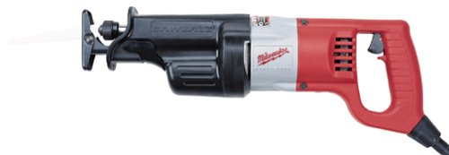 Milwaukee 6519-22 Sawzall 11 Amp Reciprocating Saw Review