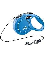 flexi New Classic XS lina 3 m niebieska dla psów do 8 kg