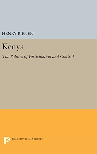 Kenya – The Politics of Participation and Control