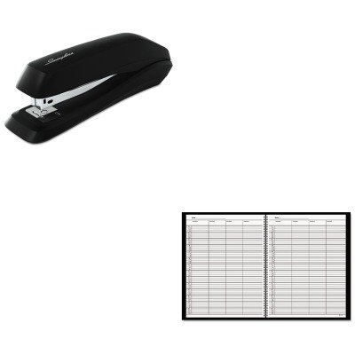 (KITAAG8031005SWI54501 - Value Kit - At-a-Glance Recycled Four-Person Group Undated Daily Appointment Book (AAG8031005) and Swingline Standard Strip Desk Stapler (SWI54501))