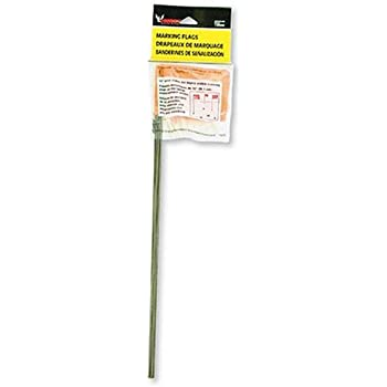 Amazon com : Marking/Survey Flags, 4