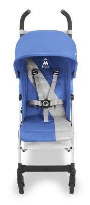 Maclaren Triumph Stroller, Marina/Silver