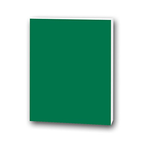 Flipside Products 20345 Foam Board, 20'' x 30'', Green (Pack of 25)