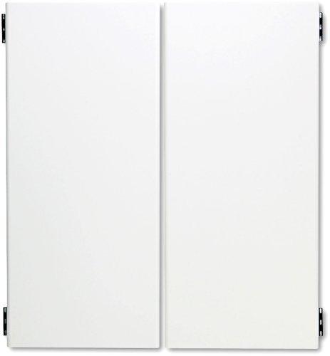 Hon 38000 Series Modular Desk (HON 38249Q 38000 Series Hutch Bookcase Doors for 72