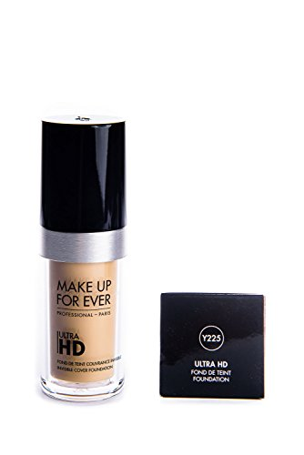 MAKE UP FOR EVER Ultra HD Foundation – Invisible Cover Foundation 30ml Y225 – Marble