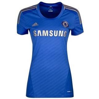 2012-13 Chelsea Adidas Womens Home Shirt