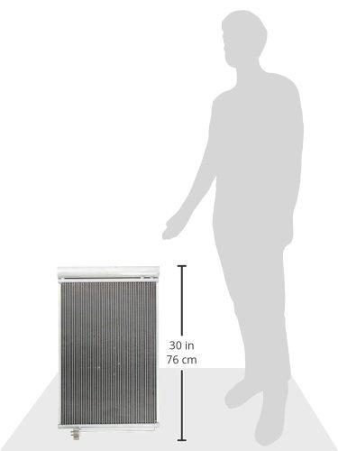 Nissens 94679 Condenser air conditioning