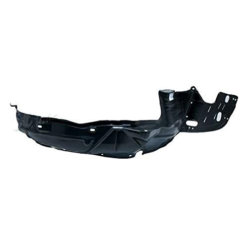 KA Depot for 1998 1999 2000 2001 2002 Honda Accord Fender Liner Inner Panel Splash Guard Shield Passenger RH Right Front 74101S84A00 HO1249106