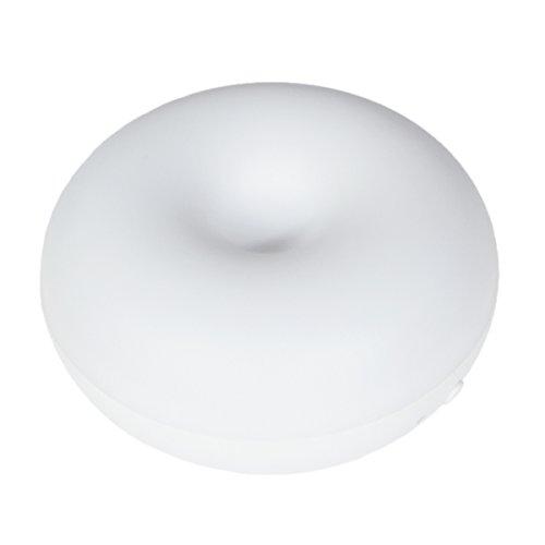 Lusaf Luce Notturna Multifunzionale automatico Regolare Crepuscolo automatico sensore Luce Notturna con Sensore di Crepuscolo e Caricatore con USB 2 porta