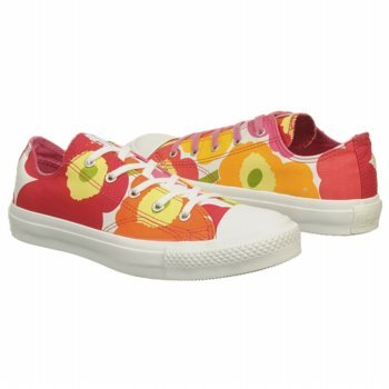 Converse - Zapatillas de lona para mujer naranja PINK/ORANGE/YELLO 41.0EU/ 26,0 cm