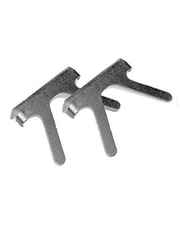 Bessey 350 5-Inch Aluminum Jaw Cap Set