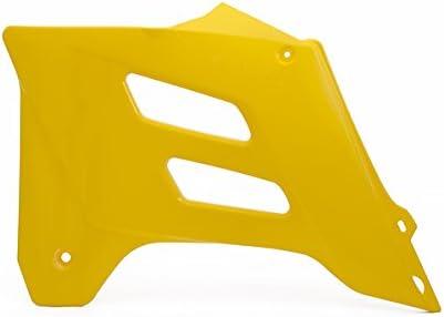 Carenados lateral de radiadores enduro motocross plástica CEMOTO para GAS GAS MX EC a partir de 2001 al 2006