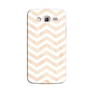 Cover It Up - Orange Bubblegum Print Galaxy J5 Hard Case