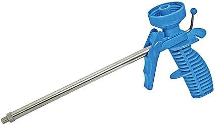 Silverline 763589 - Pistola para espuma de poliuretano (200 ml)