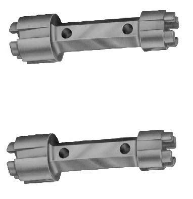 Pasco 4554 Smart Dumbell Heavy Duty Aluminum
