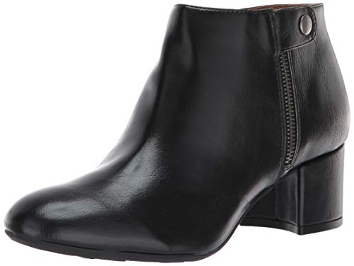 LifeStride Women's Tribeca Ankle Boot, Black