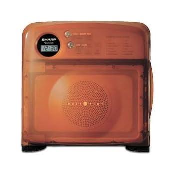 Amazon.com: Sharp R-120D Half-Pint Microwave Oven 600 Watt