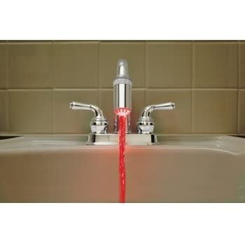 this item lightinthebox led kitchen sink faucet sprayer nozzle - Kitchen Sink Nozzle