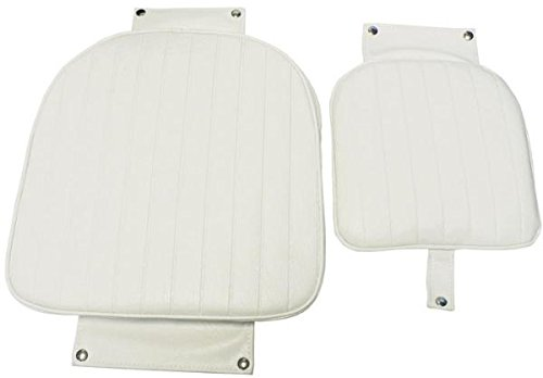 SPRI 1045036 Cushion Admiral WHT, White
