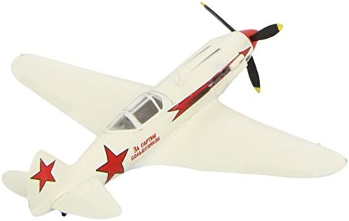 Standfuß Easy Model MiG-3 12th IAP Moskau Air Defence 1942 Fertigmodell 1:72