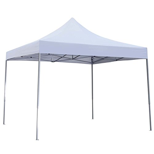 10x10 Ft Pop Up Canopy Tent For Outdoor Party