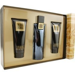- Bora Bora By Liz Claiborne For Men - 3 Pc Gift Set 3.4oz Cologne Spray, 3.4oz Body Moisturizer, 3.4oz Hair & Body Wash