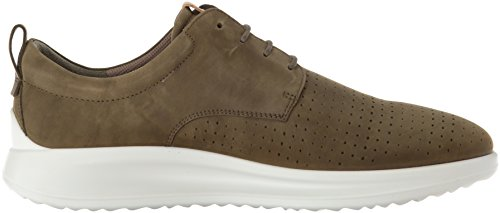 Hombre Zapatos para Grape de Leaf Aquet Cordones Ecco 2076 Brogue Verde wcYfZpqPxO
