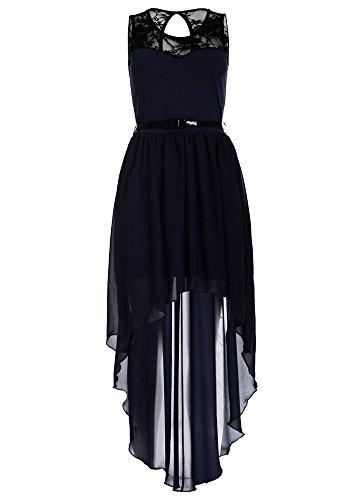 Linie Marineblau Kleid Drasawee Damen A 1wUqFXS