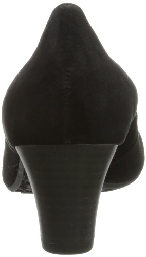 schwarz schwarz geschlossen Comfort Damen Gabor 1FqIpwtHWW
