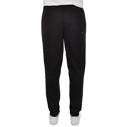 Noir De Homme Pantalon Asics Survêtement nAqffI